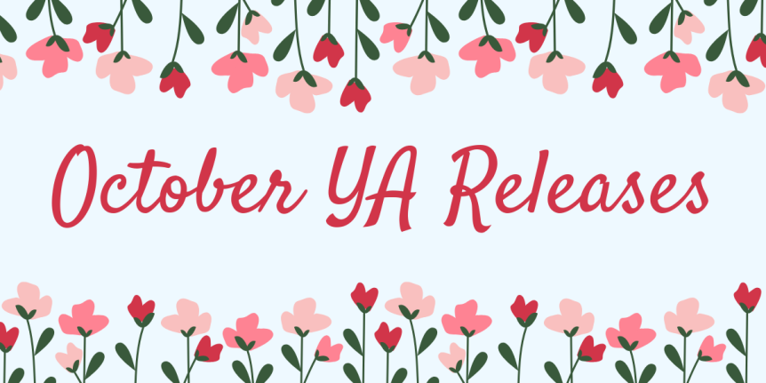 October 2019 YA Releases I'm Excited About