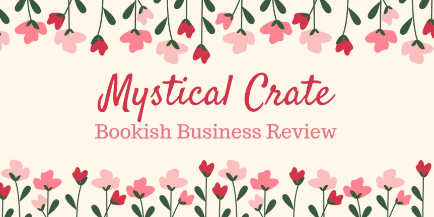 Mystical Crate Book Subscription Box – September2019