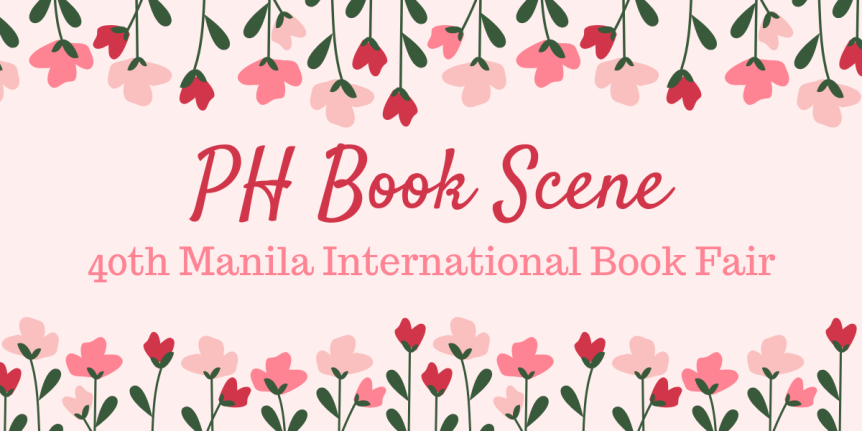 40th Manila International Book Fair –  MIBF 2019 FREE TICKETS!