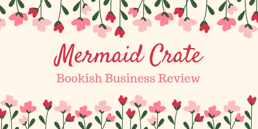 Unboxing Mermaid Crate – A World Divided October 2019 SubscriptionBox