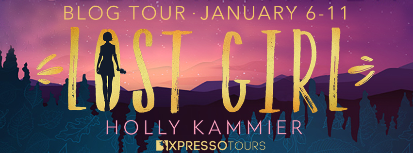 Blog Tour: Lost Girl: A Shelby Day Novel by Holly Kammier // Book Review + Giveaway