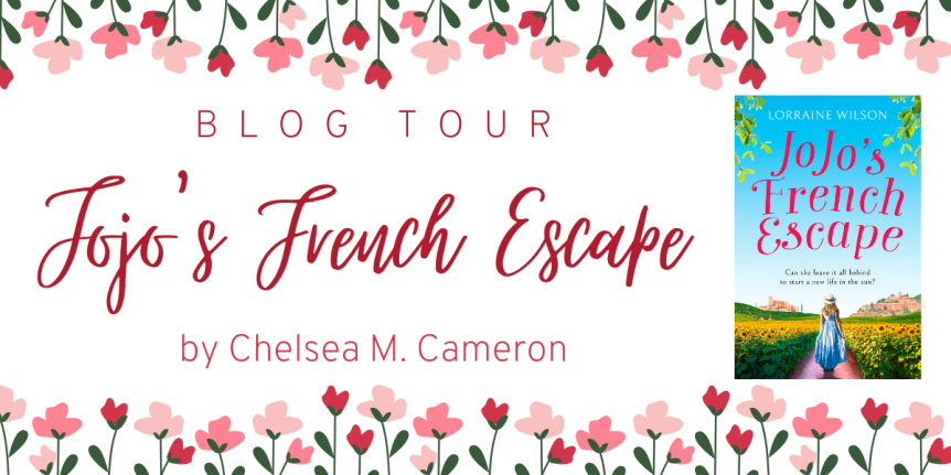 OUT NOW! Jojo's French Escape by Lorraine Wilson