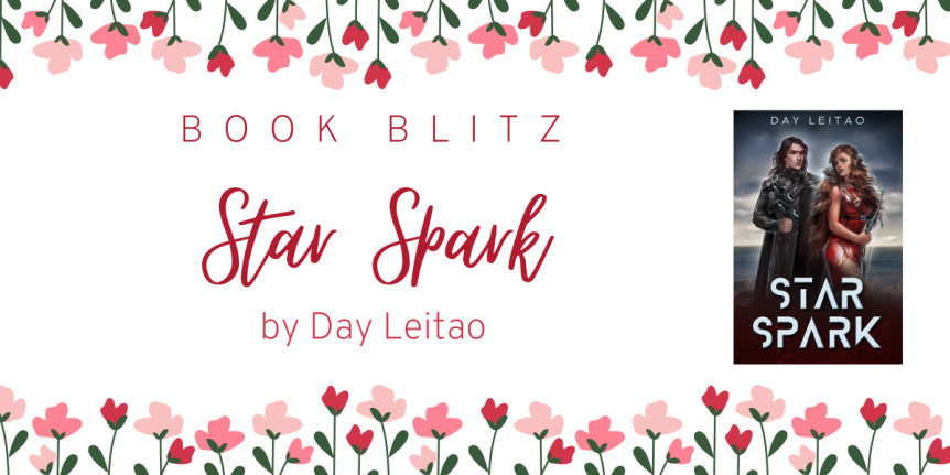 Release Week Blitz: Star Spark by Day Leitao