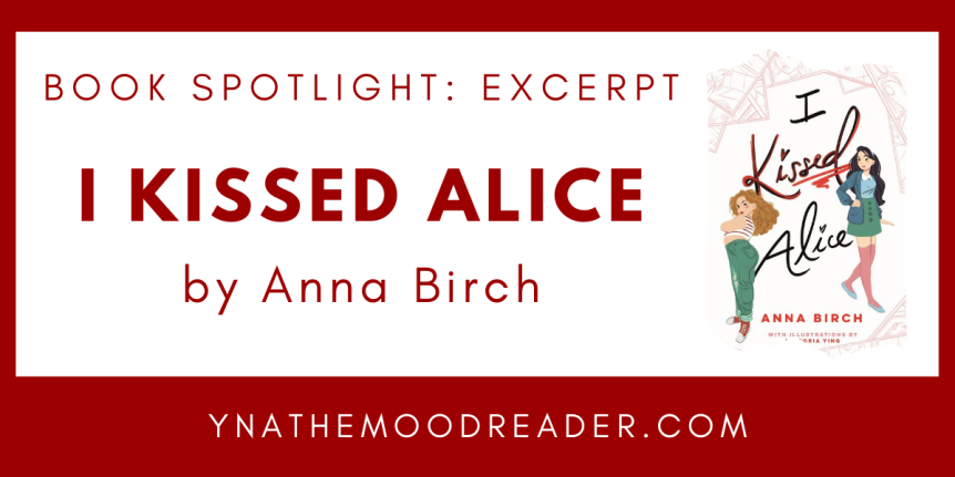 Blog Tour: I Kissed Alice by Anna Birch // Excerpt