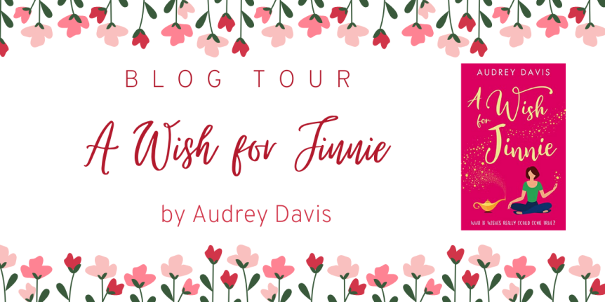 Blog Tour: A Wish For Jinnie by Audrey Davis