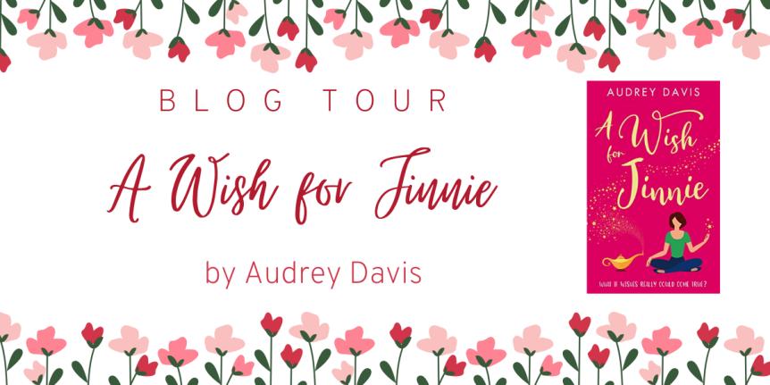 Blog Tour: A Wish For Jinnie by AudreyDavis