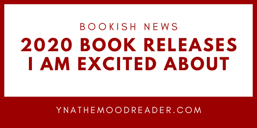 2020 Book Releases I Am Excited About – Part 6