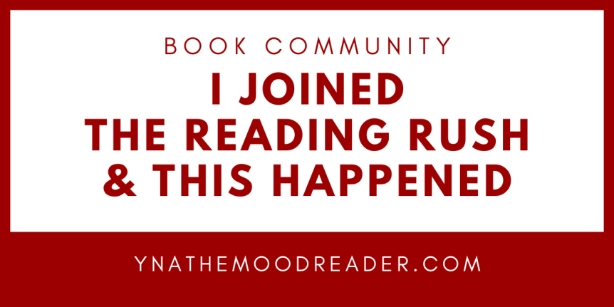 I Read 6 Books In 7 Days! [The Reading Rush 2020]