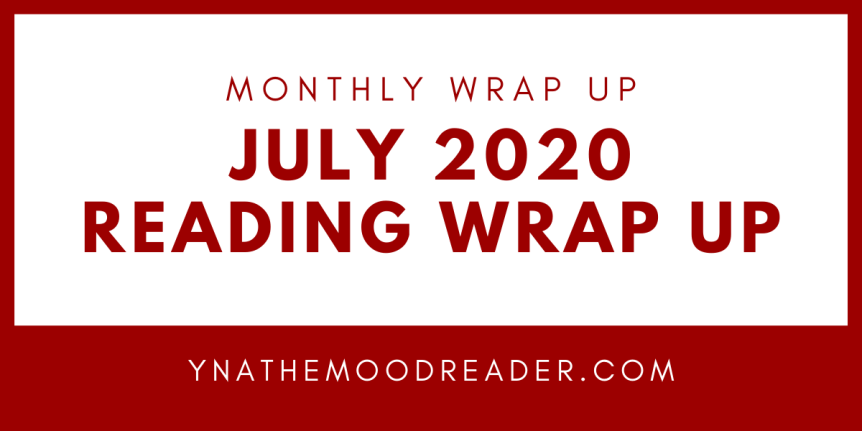 July 2020 Reading WrapUp