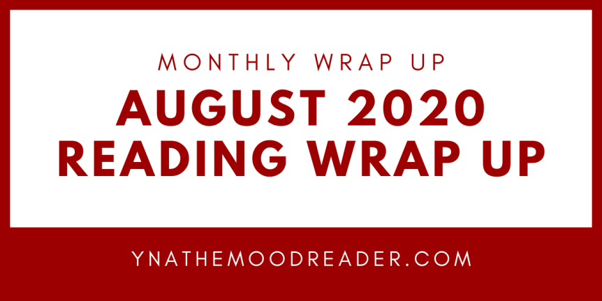 August 2020 Reading Wrap Up