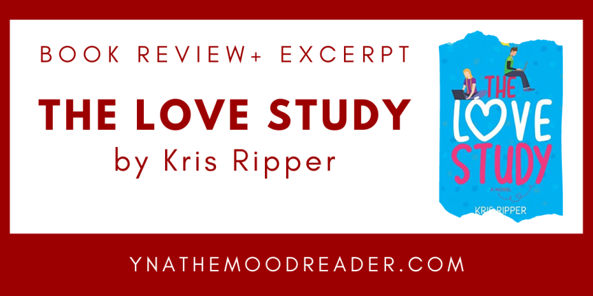 Blog Tour: The Love Study by Kris Ripper // Book Review +Excerpt
