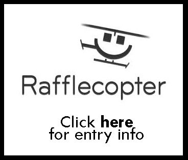 Rafflecopter Logo with Giveaway Link
