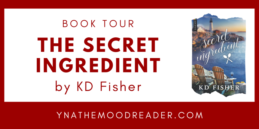 Blog Tour: The Secret Ingredient by KD Fisher // Book Review & Excerpt