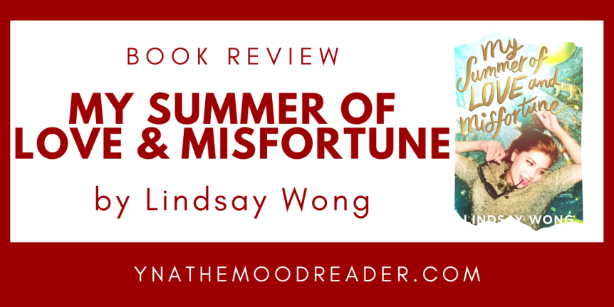 I Deserve An Award For Trying : My Summer of Love and Misfortune by Lindsay Wong // Book Review
