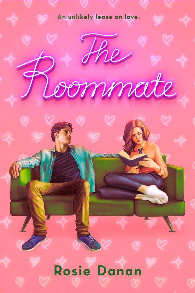 Book Cover: The Roommate by Rosie Danan